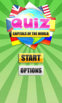 The World Capitals Quiz screenshot 1/3