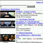 U Tube Videos screenshot 1/2
