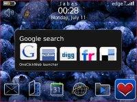 OneClickWeb launcher screenshot 1/6