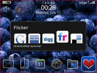 OneClickWeb launcher screenshot 2/6