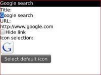 OneClickWeb launcher screenshot 5/6
