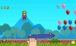 Trampoline Balloon Jump screenshot 3/5