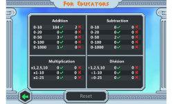 Math Games Zeus vs Monsters screenshot 3/5
