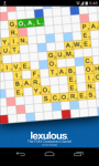 Lexulous Word Game screenshot 1/5