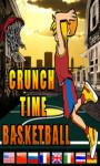Crunch Time Basketball – Free screenshot 1/6
