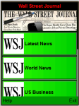Wall Street Journal USA screenshot 1/1