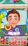 Stomach Doctor - Kids Game screenshot 1/5