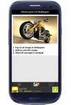 motorcycle hd wallpapers screenshot 3/6