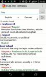 Translator - German English screenshot 3/3