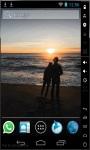 Sunset Together Live Wallpaper screenshot 1/2