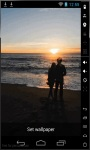 Sunset Together Live Wallpaper screenshot 2/2