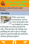 Rules to play White Water Rafting screenshot 3/3