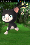 Talking Funny Cat screenshot 1/4