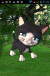 Talking Funny Cat screenshot 2/4