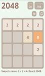 2048 Puzzle 2 screenshot 1/4