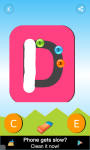 Learn Alphabets for kids screenshot 1/3