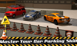 Multi Level Car Parking screenshot 1/3