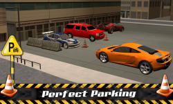 Multi Level Car Parking screenshot 2/3