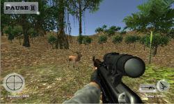 Wild Deer Hunt 2016 – Sniper screenshot 1/6