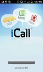 iCall app screenshot 2/6