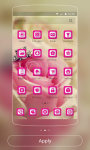 Rose Love Theme - CM Launcher screenshot 2/3