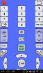 Univsal_Remote screenshot 3/3