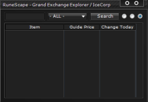 RuneScape Grand Exchange Tool Gringe Tools screenshot 1/3