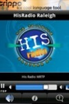 HisRadio Raleigh / Android screenshot 1/1