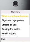 meth101 screenshot 1/1