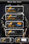 Black Ops Guns screenshot 1/1