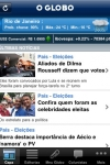 O Globo Notcias screenshot 1/1