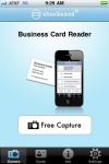 Shoeboxed Business Card Reader and Business Card Scanner screenshot 1/1