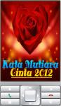 Kata Mutiara Cinta 2012 screenshot 1/2