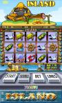 Island Slot machine screenshot 1/3