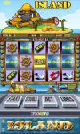Island Slot machine screenshot 3/3