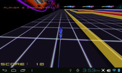 GL Tron Racing screenshot 4/6