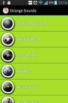 Strange Sounds Apps screenshot 5/6