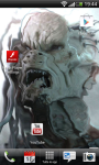 Monster Horror Zombie 2X Lwp screenshot 3/5