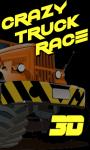 Crazy Truck Race 3D screenshot 1/1