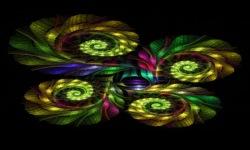 Decoration Light Live Wallpaper screenshot 2/3