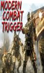 Modern Combat Trigger - Free screenshot 1/4