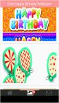 Cute Happy Birthday HD Wallpaper screenshot 1/6