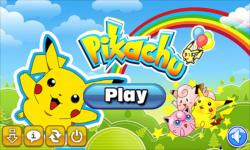 Pikachu screenshot 1/4