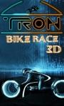 Tron Bike Race 3D screenshot 1/1