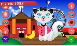 Kitty Dress Up Cool Cat Games for Kids screenshot 4/5