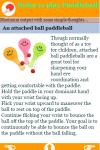 Rules to play Paddleball screenshot 3/3