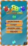 King Bubble Shooter screenshot 1/2