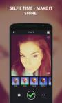 Selfie Camera App screenshot 1/3