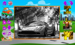 Puzzles Cars screenshot 3/6