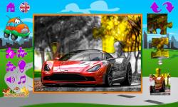 Puzzles Cars screenshot 4/6